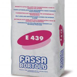 E 439 FASSA BORTOLO